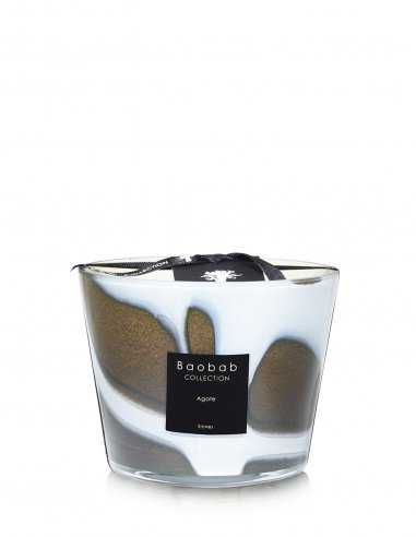 """Baobab Collection - Bougie """"Vitrail Gold"""" Max10"""