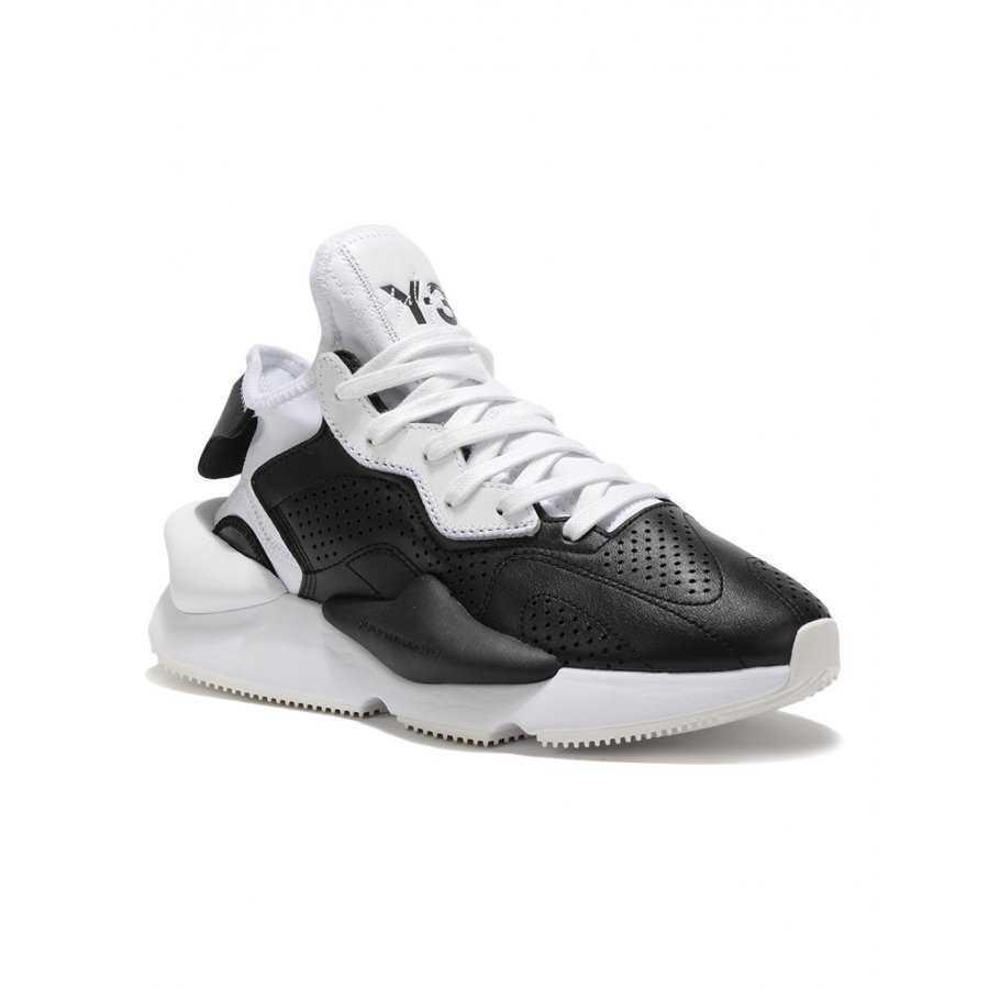 Sneakers KAIWA Noir et Blanc | Adidas Y 3 Drop 1 SS20
