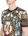 Dolce & Gabbana - T-shirt imprimé Napoléon