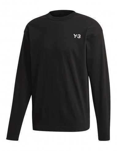 T-shirt Y-3 - T-shirt Noir ML Alleyway Graphic