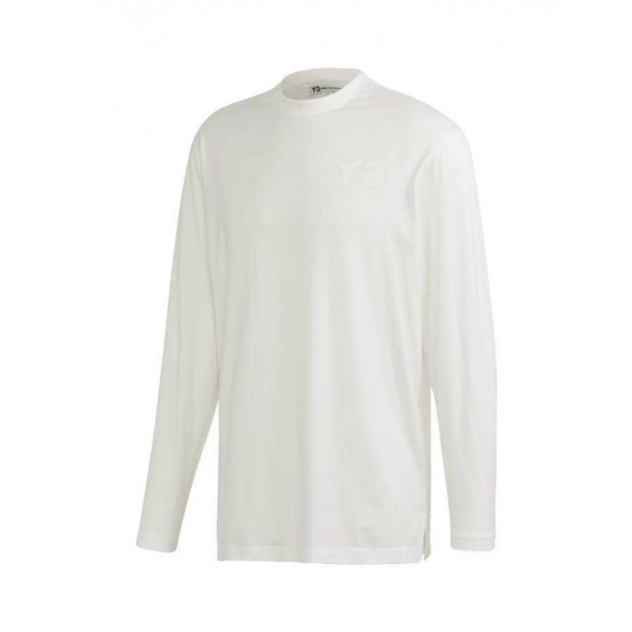 Y 3 Adidas Yohji Yamamoto 3 Rayures T Shirt Manches Longues