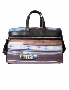 "Paul Smith - Sac de week-end ""Racing Mini"""