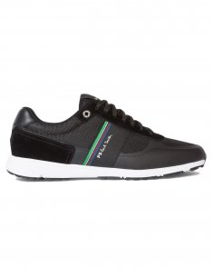 Paul Smith - Baskets 'Huey' Noires
