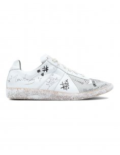 Maison Margiela - Sneakers Replica Gris Clair