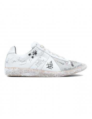 Maison Margiela - Sneakers Replica Gris Clair