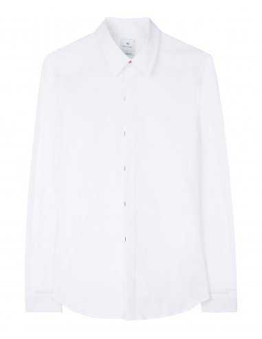 PS By Paul Smith - Chemise blanche coupe slim