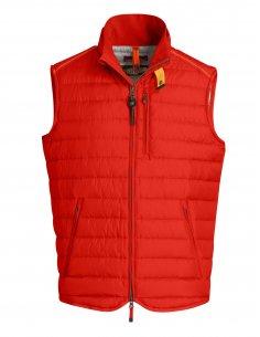 blouson-PJS-parajumpers-homme-toulouse-veste-sans-manches-rouge-orange-biarritz-bordeaux-canadagoose-sansmanches