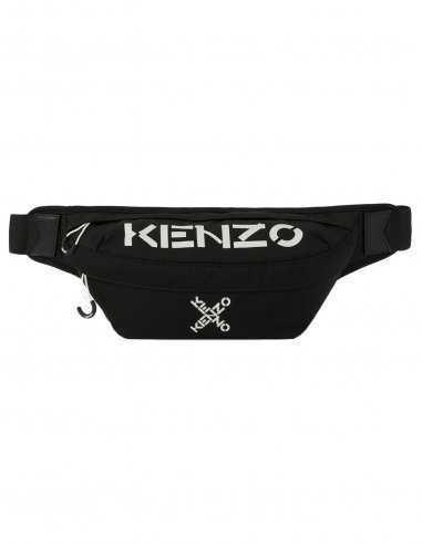 Kenzo - Sac ceinture Sport Noir