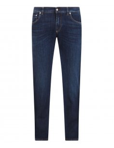 Dolce & Gabbana - Jean Bleu en Denim Stretch