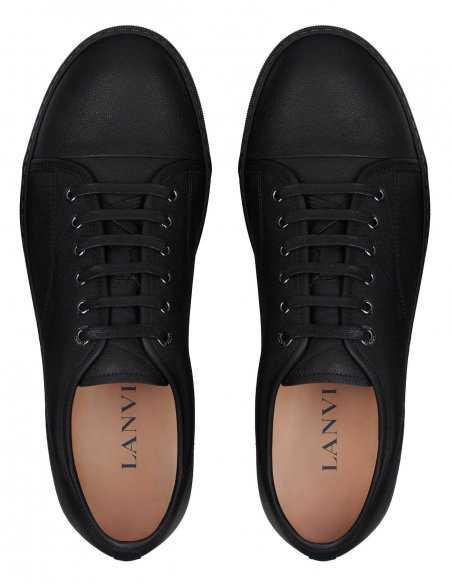 Lanvin -Sneakers DBB1 en cuir Noir
