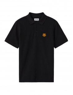 Kenzo - Polo Tiger Crest Noir