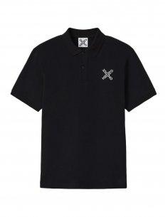 Kenzo - Polo 'Little X' Noir