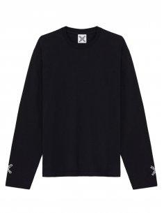 Kenzo - T-Shirt Noir Logo 'Big X'