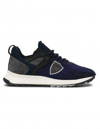 """Philippe Model - Sneakers """"Royale Mondial"""" Bleues"""