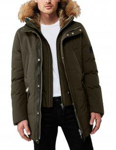 Mackage - Manteau de Duvet avec Plastron Kaki