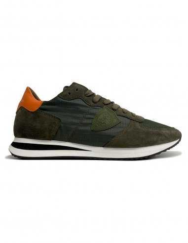Philippe Model - Sneakers TRPX Militaires