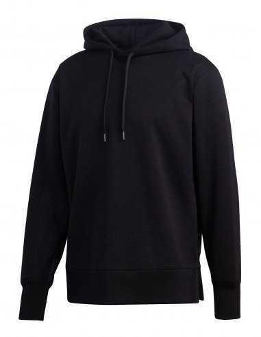 Y-3 Adidas - Sweatshirt à Capuche Noir