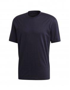 Y-3 Adidas - T-shirt Logo Y-3 Bleu