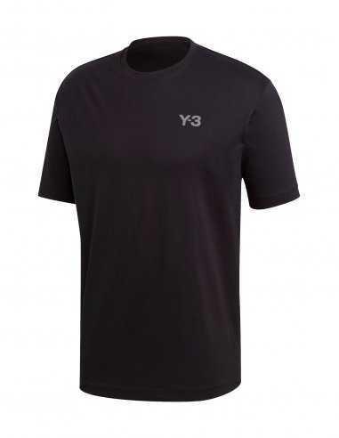 Y-3 Adidas - T-shirt Graphic Noir