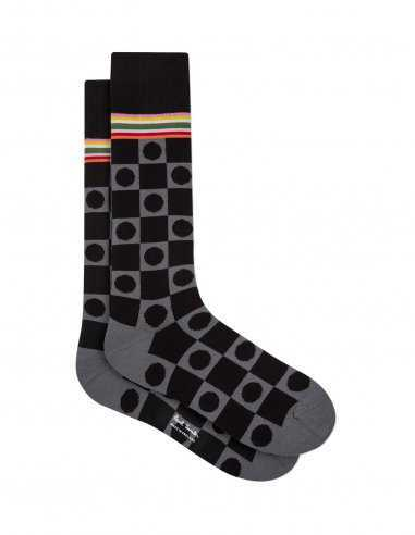 Paul Smith - Chaussettes à rayures verticales