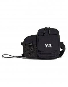 Y-3 Adidas - Sac Banane Versatile Noir
