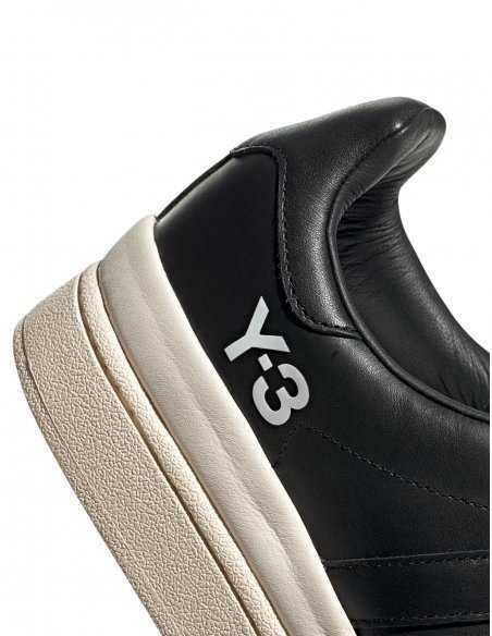 Y-3 Adidas - Baskets Hicho Noires