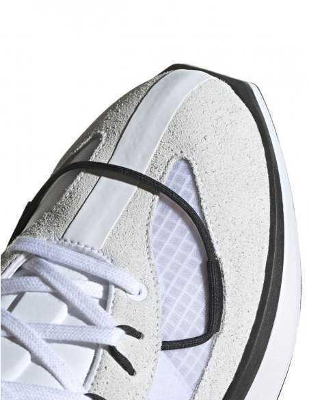 Y-3 Adidas - Baskets Shiku Run Blanches