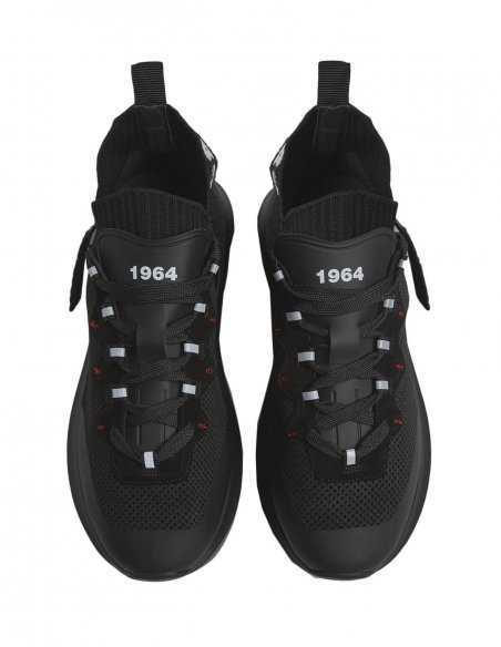 "Dsquared2 - Sneakers ""Speedster"" Noires"