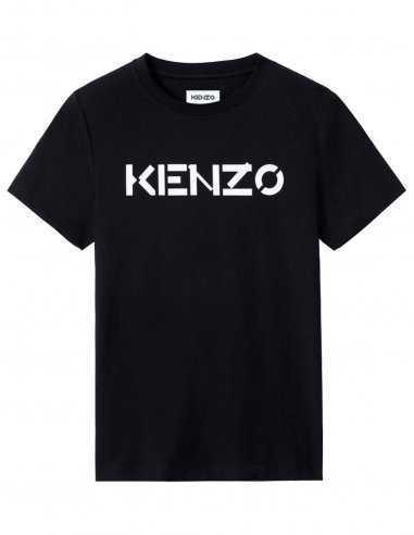 T-shirt Noir Logo Kenzo | Kenzo Homme Toulouse