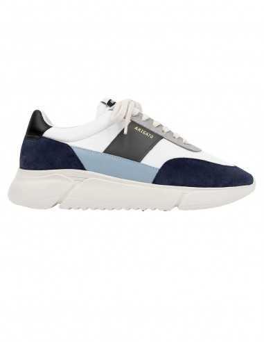 sneakers - blanc - bleu - toulouse - homme - Axel arigato