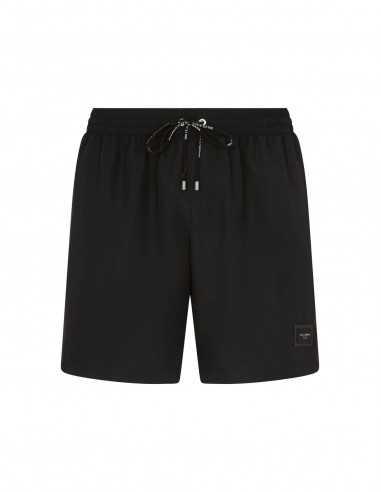 Toulouse-homme-maillot de bain-noir-dolce Gabbana