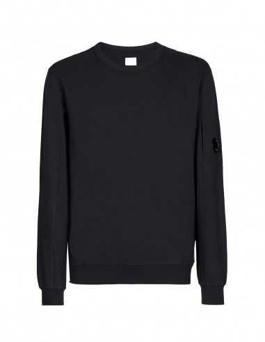 Sweatshirt en Coton Noir - CP Company pour Homme à Toulouse