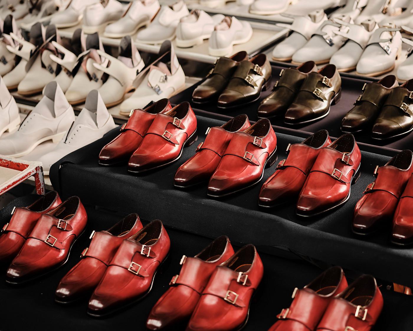 Chaussures de mariage Homme - Chaussures habillées Santoni - Soulery Toulouse