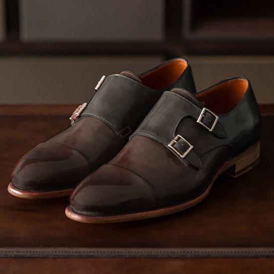 Chaussures habillées pour Homme - Mocassin JM Weston - Santoni et Paul Smith
