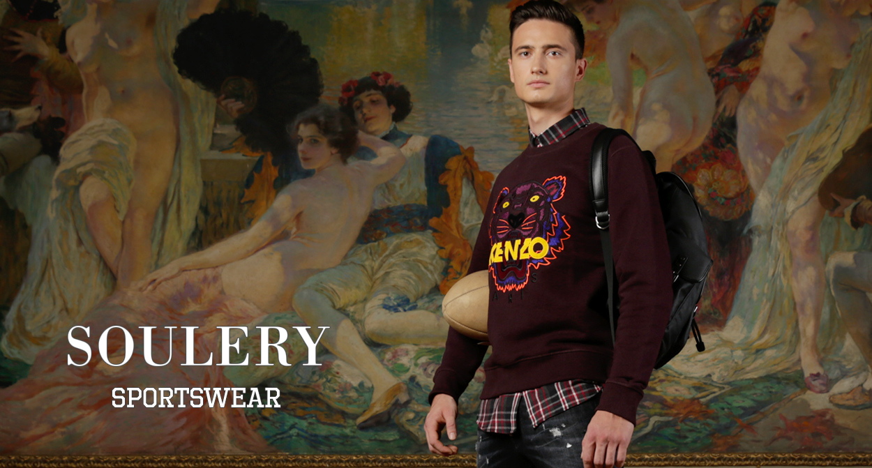Soulery Sportswear entête